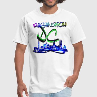Washington DC - Men's T-Shirt