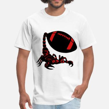 Scorpion Football scorpion football - Men's T-Shirt