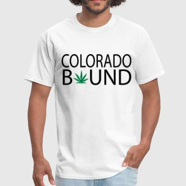 Colorado Bound - Men's T-Shirt