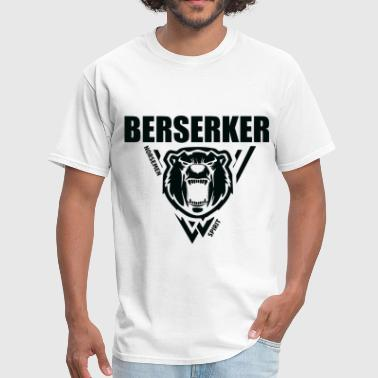 Berserker Vikings Black - Men's T-Shirt