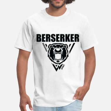 Berserker Berserker Vikings Black - Men's T-Shirt