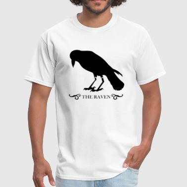 The raven - Men's T-Shirt