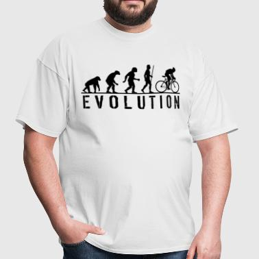Evolution Cycling T Shirt - Men's T-Shirt