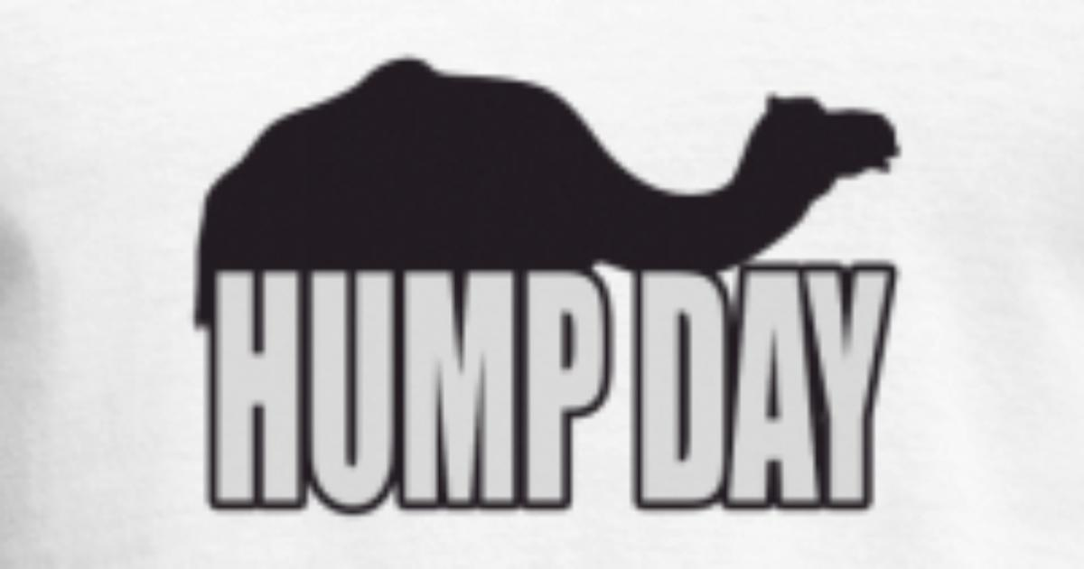 Hump Day Camel Wednesday Funny Humor Joke Meme Hoodie Pullover
