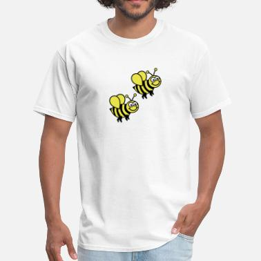 Bees Bee - Men's T-Shirt