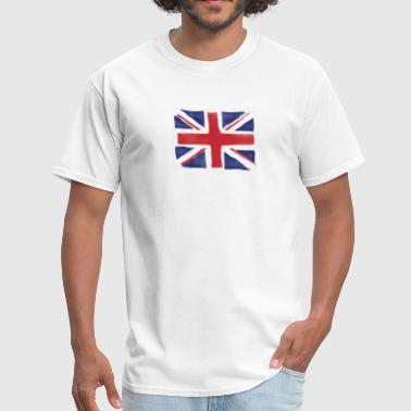 Union Jack Flag - Men's T-Shirt