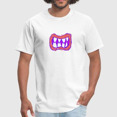 Bowser tooth - Men's T-Shirt