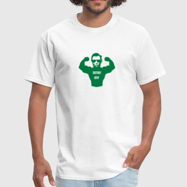History strongman Buff - Men's T-Shirt