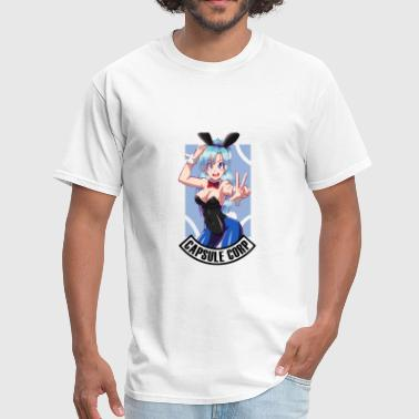 The Capsule Corporation sexy bulma capsule corp - Men's T-Shirt