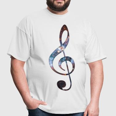 Cosmic Music - Men's T-Shirt