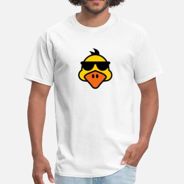 Duck With Sunglasses Duck - Men's T-Shirt