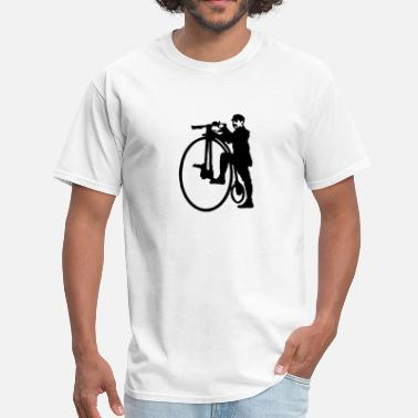 Penny Farthing Penny Farthing - Men's T-Shirt