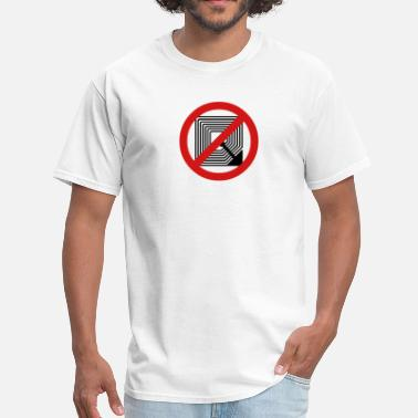 Politics Stop RFID 2b - Men's T-Shirt
