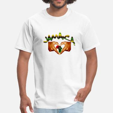 Rehabb Jamaica - Men's T-Shirt