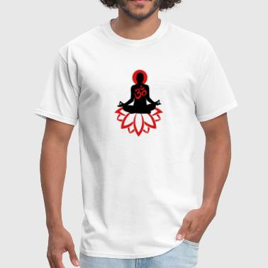 Yoga Meditation - Men's T-Shirt