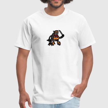 Spinza as tank Dempsey - Men's T-Shirt