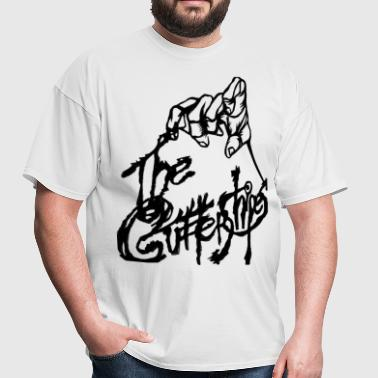 The Guttersnipes Logo 3 - Men's T-Shirt