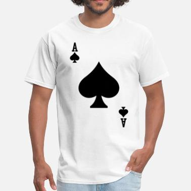 Spades Ace Of Spades - Halloween Costume - Men's T-Shirt