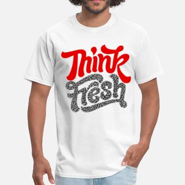 Retro Jordan think fresh cement - Men's T-Shirt