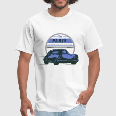 CARS39 - Men's T-Shirt