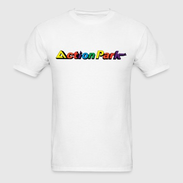 Action Park Logo - Men's T-Shirt