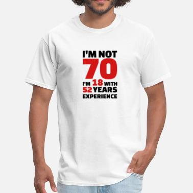 Shop 70th Birthday T Shirts Online