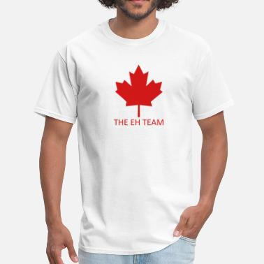 Eh The EH Team - Men's T-Shirt
