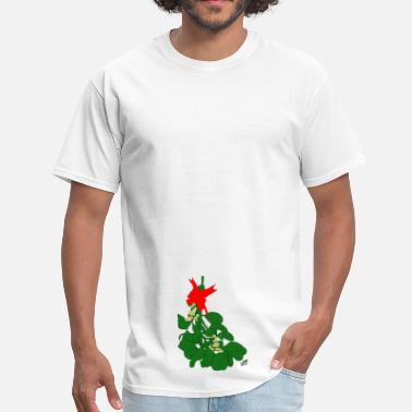 Mistletoe Naughty Mistletoe - Men's T-Shirt