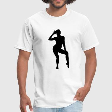 Face Dance Dance - Men's T-Shirt