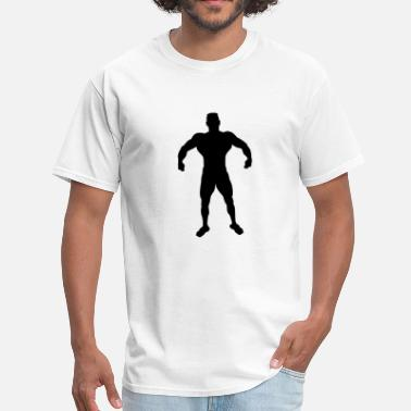 Body Builder body-builder - Men's T-Shirt
