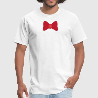 Red Bow Tie! - Men's T-Shirt