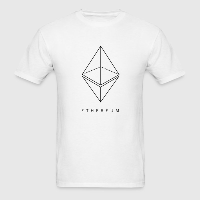 Ethereum - Cryptocoin - Men's T-Shirt