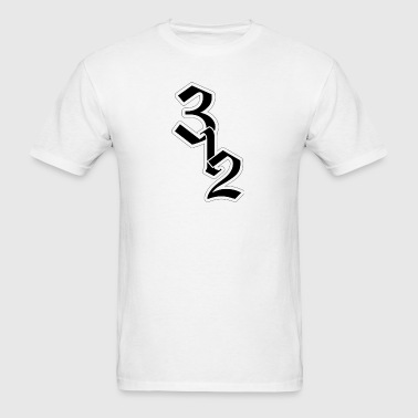 312 South SIde Southside - Men's T-Shirt