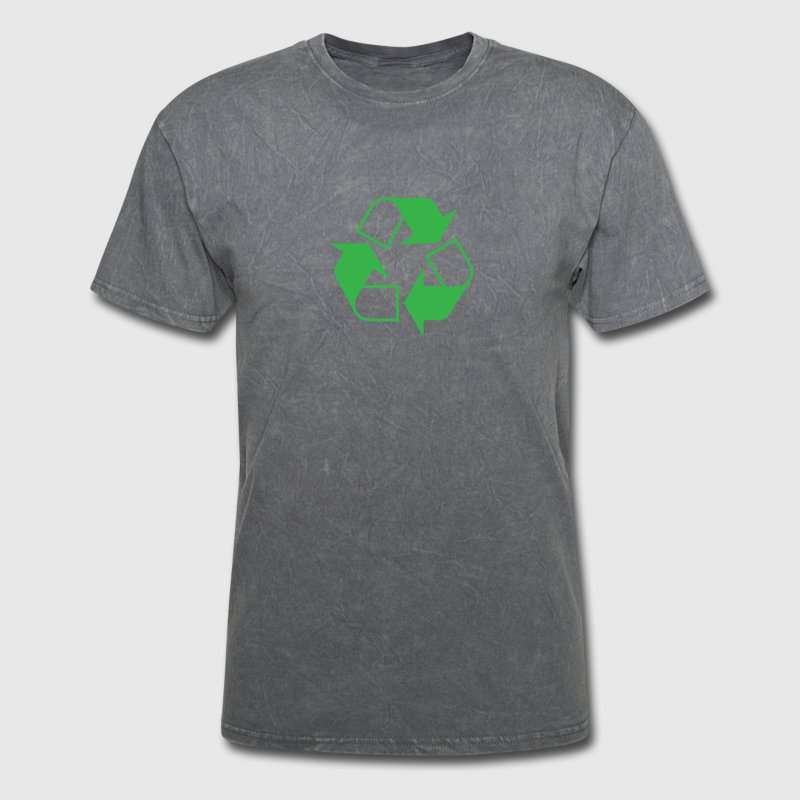 Recycle Symbol Green By Stranded Spreadshirt