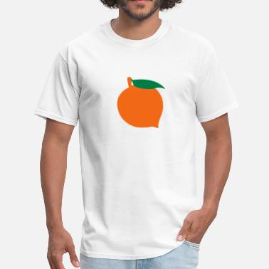 Eat A Peach peach - Men's T-Shirt