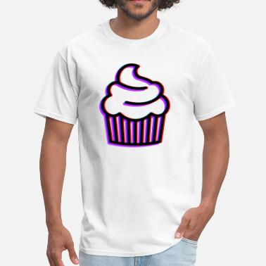 Trippie Reds Trippy Cupcake - Men's T-Shirt