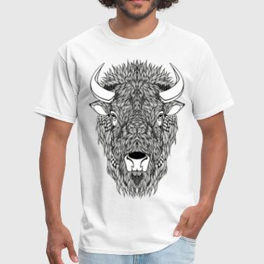 Bison - Men's T-Shirt