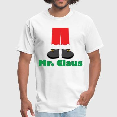 Mr. Claus (Santa Claus) - Men's T-Shirt