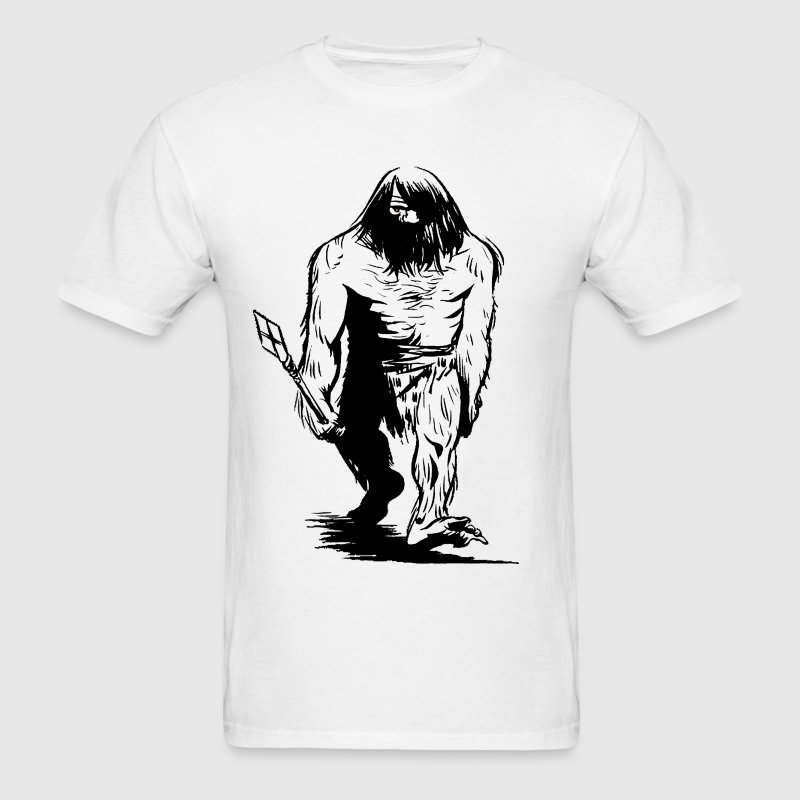 Caveman - Men's T-Shirt