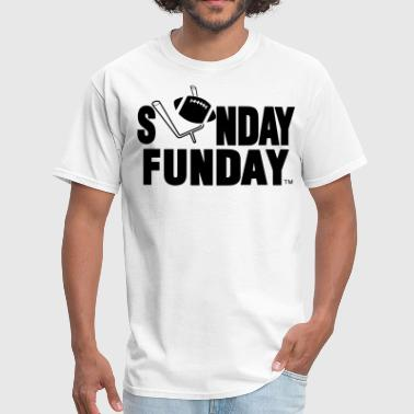 Bitches Sunday SUNDAY FUNDAY  - Men's T-Shirt