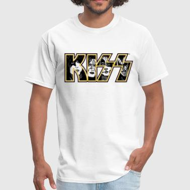 Kiss Four-Piece - Men's T-Shirt