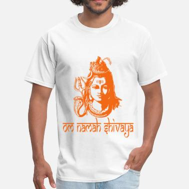 Hindu Religion Shiva The Destroyer - Men's T-Shirt