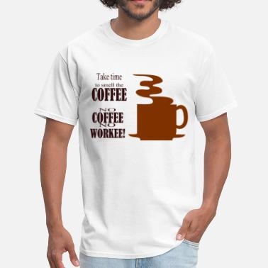 Coffee-lover Coffee lovers - Men's T-Shirt