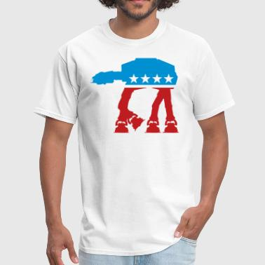 Republican At-At - Men's T-Shirt