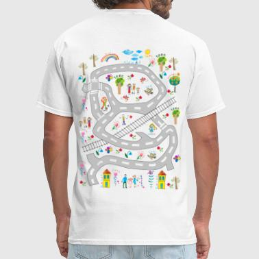 family - Men's T-Shirt