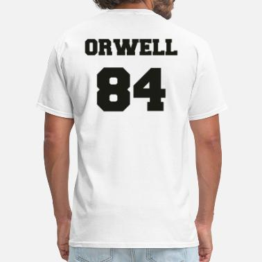 Orwell George Orwell 1984 - Men's T-Shirt