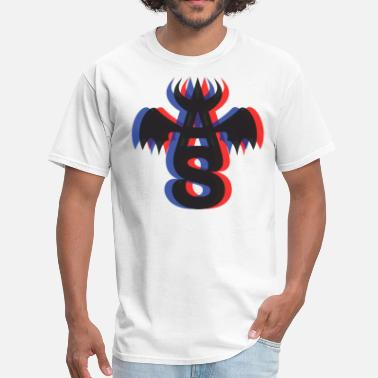 The 3D Logo Tee - Men's T-Shirt
