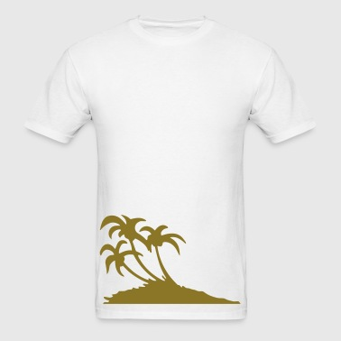 Palm Trees - Men's T-Shirt