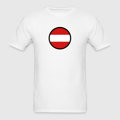 Marked By Austria - Men's T-Shirt