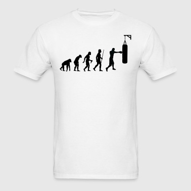 Evolution Boxing Training - Men's T-Shirt